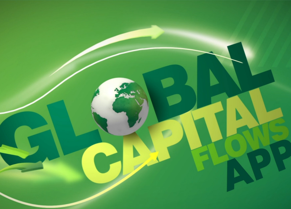 Global Capital Flows app