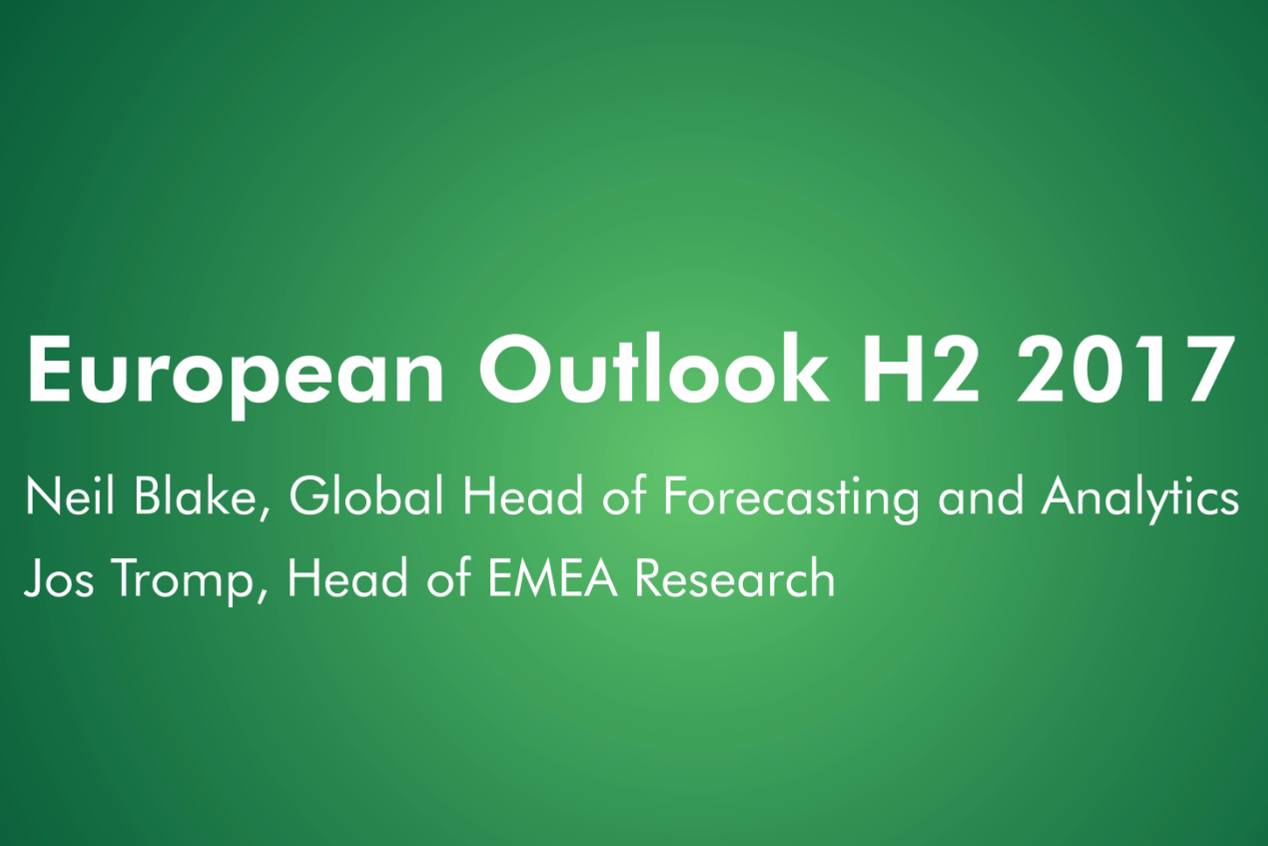 European Wrap-up H1 & Outlook H2 2017