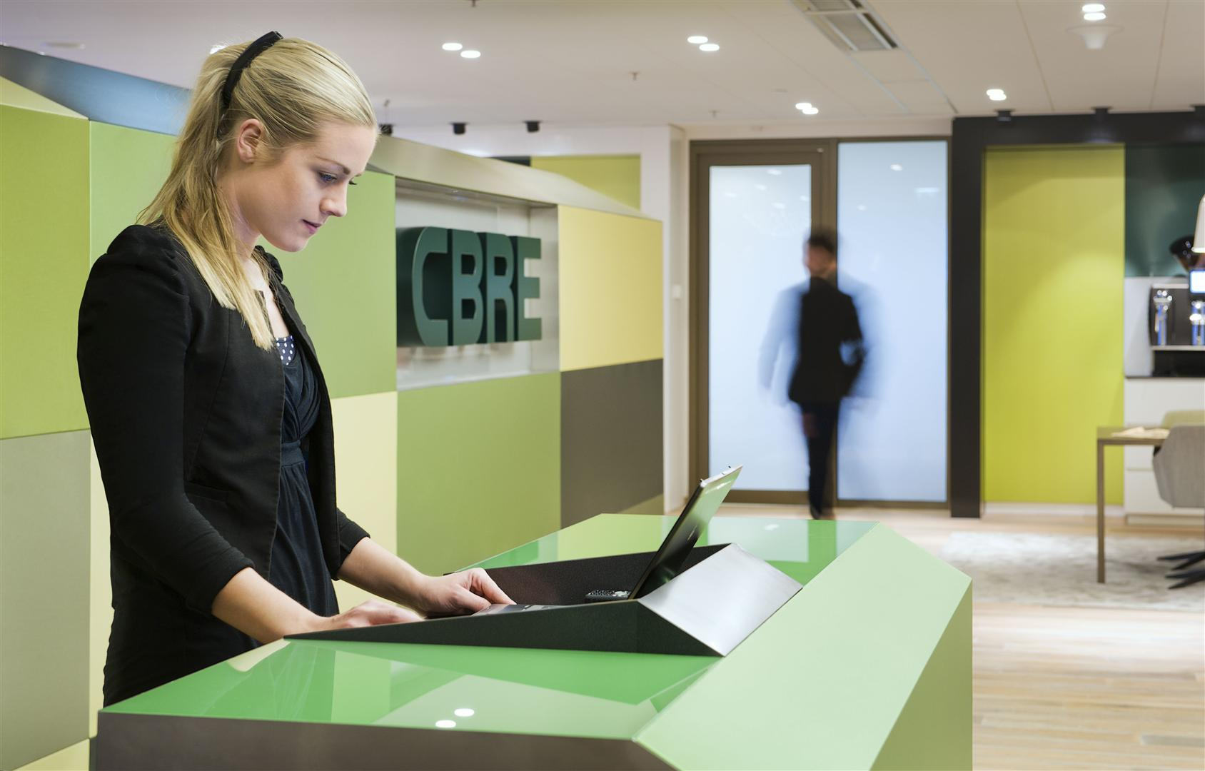 CBRE - Case Study - CBRE HQ The Netherlands - Symphony Offices, Zuidas, Amsterdam - Interior 03