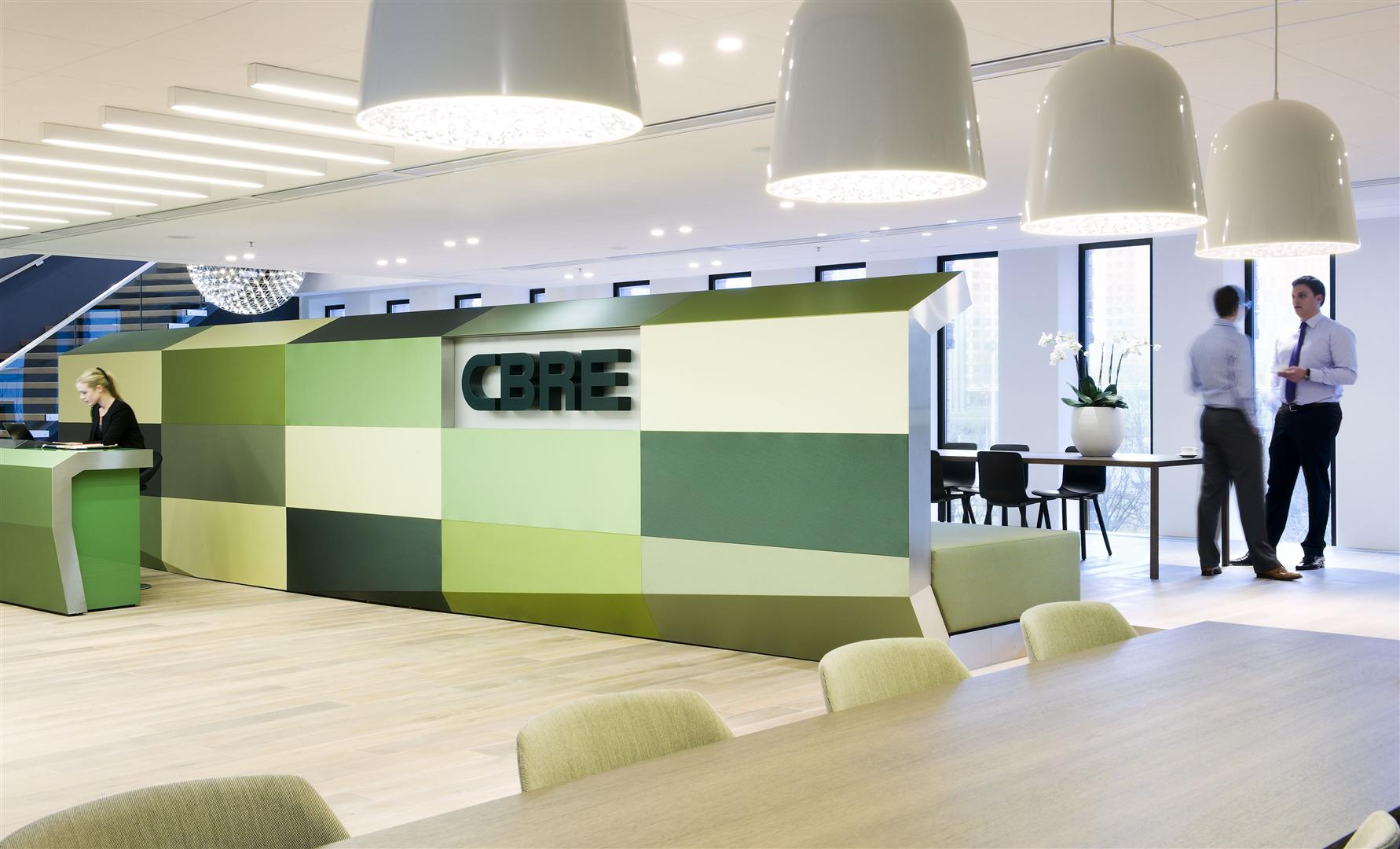 CBRE - Case Study - CBRE HQ The Netherlands - Symphony Offices, Zuidas, Amsterdam - Interior 04