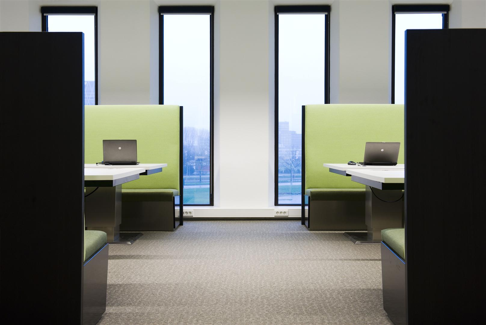 CBRE - Case Study - CBRE HQ The Netherlands - Symphony Offices, Zuidas, Amsterdam - Interior 07