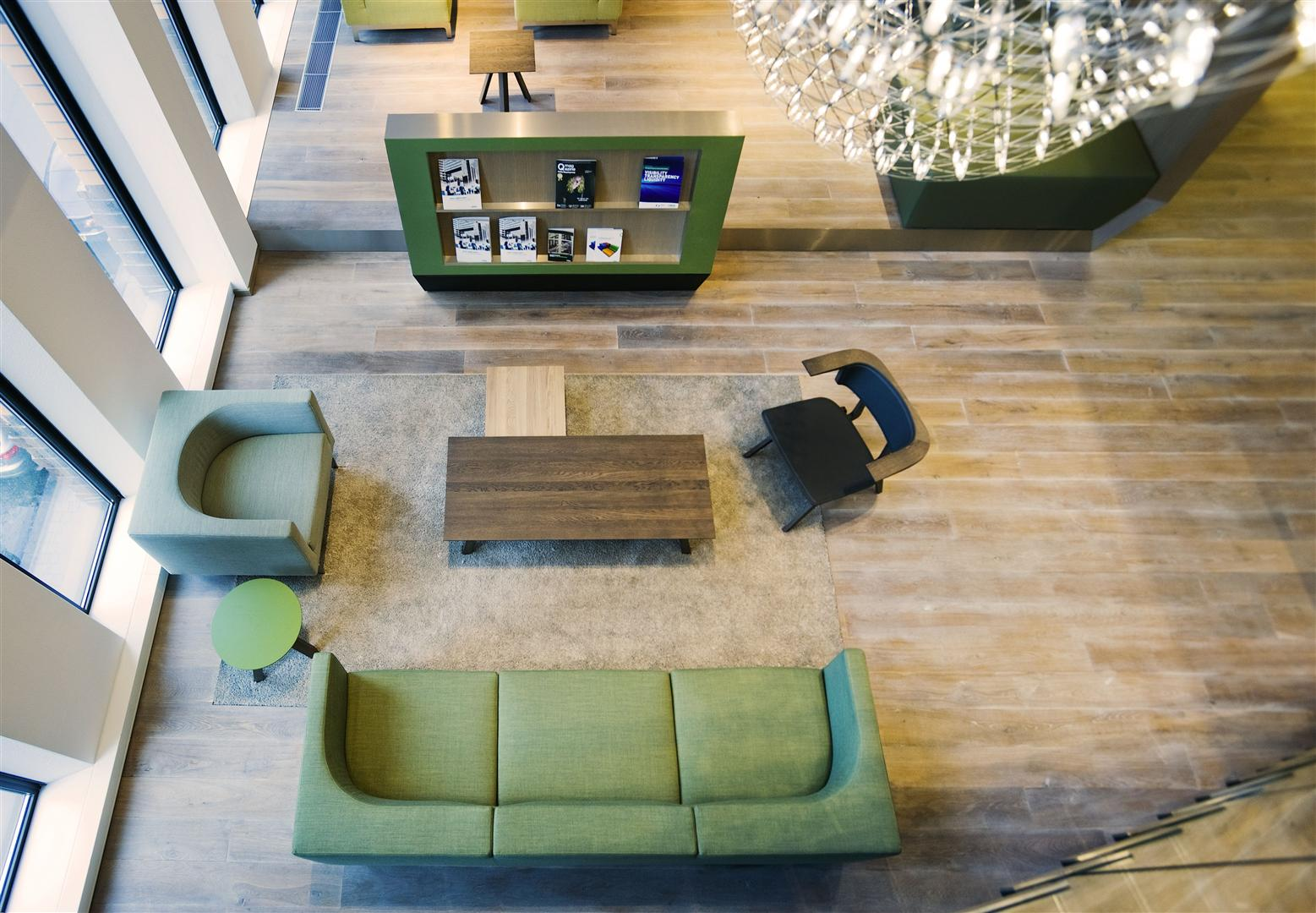 CBRE - Case Study - CBRE HQ The Netherlands - Symphony Offices, Zuidas, Amsterdam - Interior 09