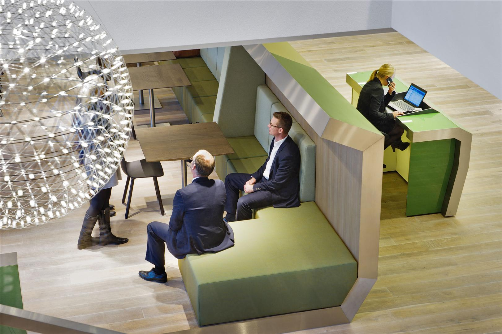 CBRE - Case Study - CBRE HQ The Netherlands - Symphony Offices, Zuidas, Amsterdam - Interior 11