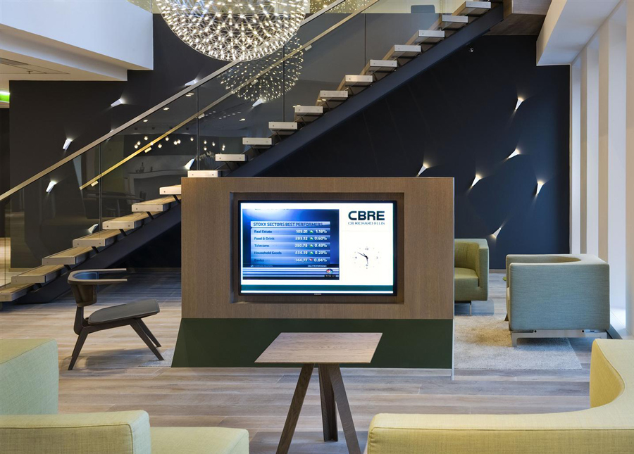 CBRE Office Amsterdam
