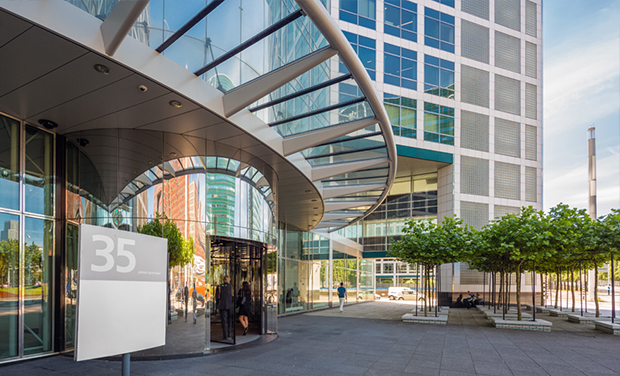 Haagse poort cbre - Icon exterior building solutions ...