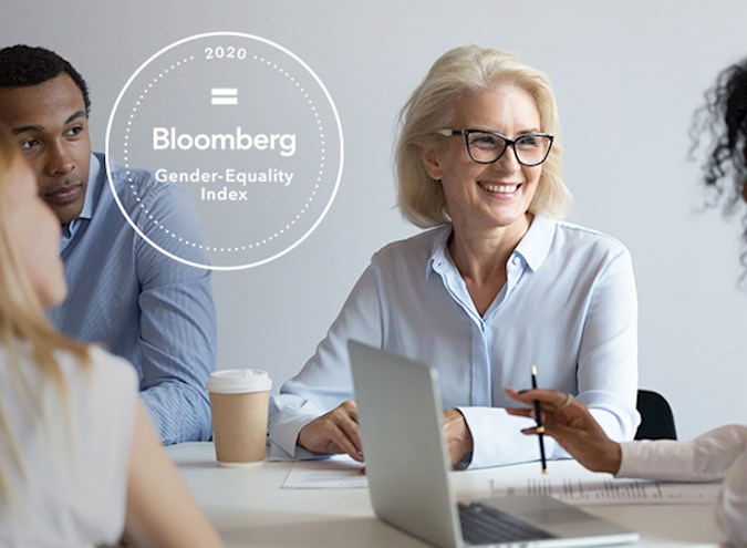 CBRE Earns Place in 2020 Bloomberg Gender-Equality Index