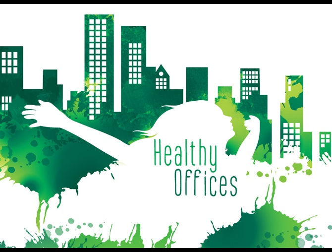 CBRE Healthy Offices Research